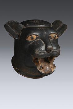 Helmet Mask (lipico), Makonde