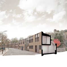 Victoria Park Housing   TDO Architecture