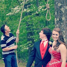 Funny prom picture ideas