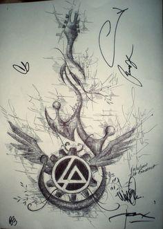 Meet and Greet Linkin Park 2 by guardian-devils.deviantart.com on @deviantART