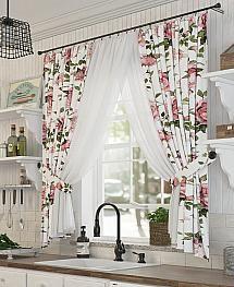 Small Window Curtains, Kitchen Window Valances, Cute Curtains, Country Curtains, Kitchen Curtains, Drapes Curtains, Kitchen Curtain Designs, Cute Diy Room Decor, Rideaux Design