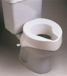 Pleasing 7 Best Raised Toilet Seats Commodes Images Toilet Evergreenethics Interior Chair Design Evergreenethicsorg