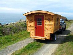 Vardo Plans | Tumbleweed Tiny House Company