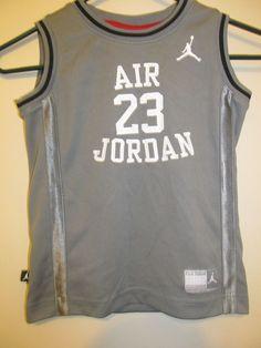 22a99ead4 Michael Jordan Air Jordan jersey - Jordan Toddler 5T #JordanNike #ChicagoBulls  Toddler Jerseys,