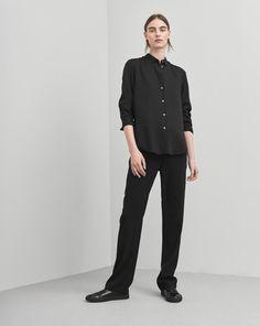 Drapey Shirt - Blouses - Shop Woman - Filippa K