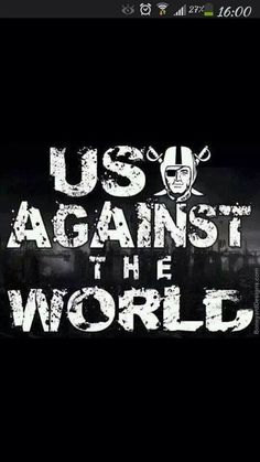 Raiders Nation For Life!