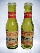 Salt and Pepper Set  New Mexico Souvenir Shakers