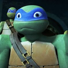 TMNT | when your crush tells you they like no one