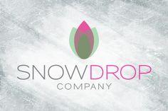 Snow Drop Logo by Lucion Creative on Creative Market Business Brochure, Business Card Logo, Drop Logo, Print Design, Logo Design, Logo Templates, Design Templates, Creative Sketches, Pencil Illustration
