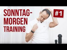 🔴Dein Sonntag-Morgen-Training mit Roland [#1] - YouTube Yoga, Pilates, At Home Workouts, Exercises, Fitness Motivation, Health Fitness, Sports, Youtube, Neck Pain