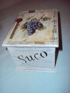 porta suco provençal