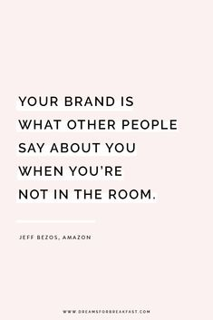 How to create a killer brand impression that people can't help but pay attention to | www.dreamsforbreakfast.com ✨