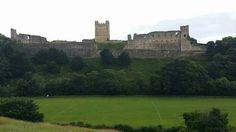 Richmond Castle, North Yorkshire.