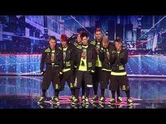 [FULL] 787 Crew - America's Got Talent 2012....Love them!