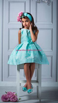 Vestido de la Nueva Colección Primavera de Barcarola en Daniel y Daniela