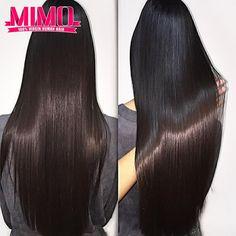 7A Malaysian Straight Hair 4 Bundles Grace Hair Products Malaysian Virgin Hair Straight  4 Bundles Virgin Human Hair Extensions