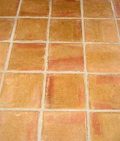 terra cotta tiles