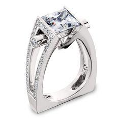 Scottsdale engagement rings R871