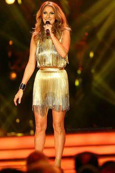 L'incroyable Céline Dion!