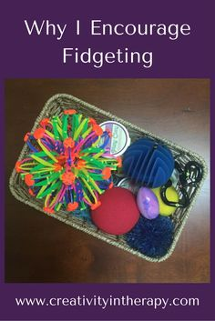 Why I Encourage Fidgeting - Creativity in Therapy Activities For Adults, Art Therapy Activities, Play Therapy Rooms, Sensory Activities, Therapy Tools, Therapy Ideas, Kids Therapy, Trauma Therapy, Family Therapy