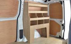 Scudo/Dispatch/Expert Van Storage Racking Shelving - WR30