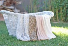 Newborn Stretch Lace or Knit Wrap Photography Prop by Hazelmoonfly, $14.95