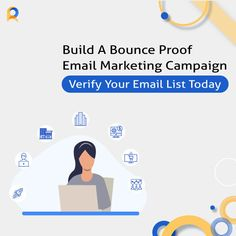 Verify your email lists with our all new Email Verifier and run a bounce free email marketing campaign. Free Email Marketing, Email Marketing Campaign, Email Validation, Email Providers, Your Email, Online Security, Used Tools, Email List
