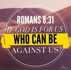 Romans 8:31   Maranatha Community Church