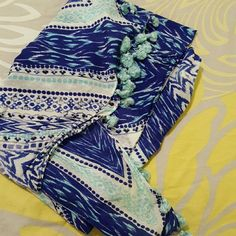 Bathing suit wrap Beautiful wrap made by stella & dot. Bought last summer & kept in a drawer since. Stella & Dot Swim Coverups