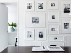 8 Ways To Decorate A Blank Wall: Gallerie B