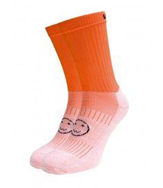 Sports fluoro orange Calf Socks, Funny Socks, Sport Socks, Calves, Perfect Fit, Orange, The Originals, Sports, Fabric