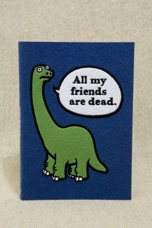 All My Friends Are Dead Notebook. love it <3