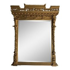Shop mantel & fireplace mirrors at Chairish, the design lover's marketplace for the best vintage and used furniture, decor and art. Unusual Furniture, Antique Furniture, Mirror Buffet, Furniture Disposal, Fireplace Mirror, Mantel Mirrors, Mandir Design, Lauren Wood, How To Antique Wood