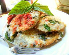 Eggplant Parmesan - MY FAV!