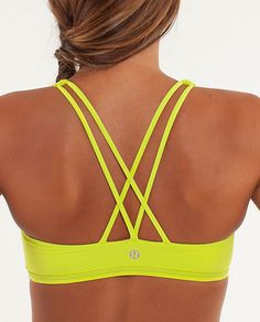 eefacae2db Lululemon Free To Be Bra. Love this color and the back details Wellness  Fitness