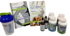 Amino Diet Deluxe Body Transformation Kit - 60 Day Kit $219.00