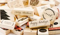 Stamps / Ampersandity {enter JCHONG20 for 20% off your order!}