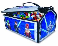 LEGO? Star Wars ZipBin? Battle Bridge 500 Brick Storage