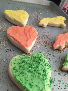 The Best Butter Cookie Recipe For Cookie Cutters Best Butter Cookie Recipe, Butter Sugar Cookies, Cut Out Cookie Recipe, Cut Out Cookies, Sugar Cookies Recipe, Yummy Cookies, Cake Cookies, Homemade Frosting Recipes, Baking Recipes