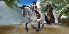 Is there any horse more suitable to ride in the cold? Star Stable Horses, Very Fun Games, Horse Games, Show Jumping, Dressage, Stables, Color Splash, Animals And Pets, Cartoon