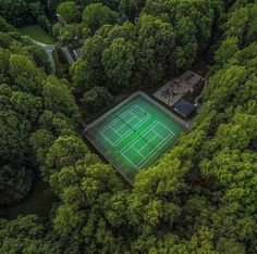 Beautiful court. #insomeplaceintheworld