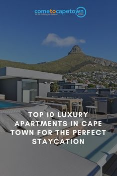 We've hand-picked a selection of our most sought-after luxury apartments in Cape Town that give you the best place to relax, unwind and take in the sights and sounds of the world's favourite coastal city.