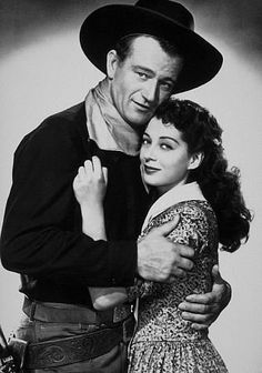 My second favorite John Wayne Movie;