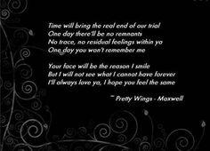 maxwell lyrics -