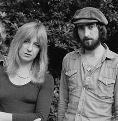 Christine and John McVie
