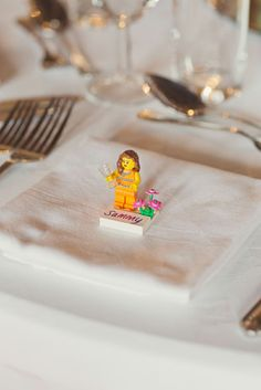 lego place cards