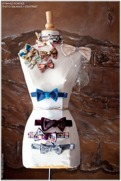 Quirky Bowties from Style Unveiled. agoodaffair.com