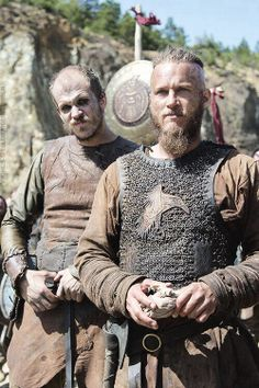 "Ragnar to Floki, about brother Rollo: ""I've had no message from my brother. But I still believe, in my heart, that he will not betray me. For he has no reason."" Floki to Ragnar: ""Who needs a reason for betrayal? One must always think the worst, Ragnar. Even of your own kin. That way, we avoid too much disappointment in life."" This is very Scandinavian...from a land cloaked in winter's darkness half of the year."
