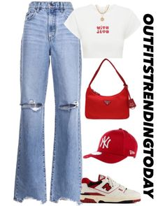 Cute Casual Outfits, Simple Outfits, Stylish Outfits, Kpop Fashion Outfits, Korean Outfits, Mode Style, Polyvore Outfits, Look Fashion, Aesthetic Clothes