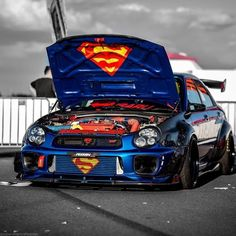Honda Civic Hatchback, Honda Civic Si, Honda S2000, Batman Car, Deadpool And Spiderman, Subaru Impreza, Sti Subaru, Wrx Sti, Mundo Superman